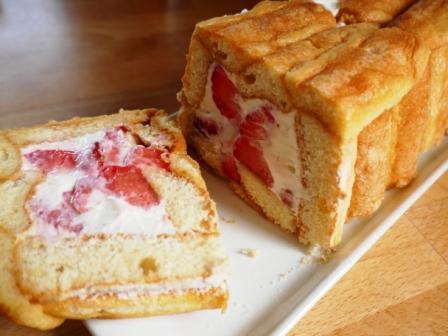 Desserts autour des fraises